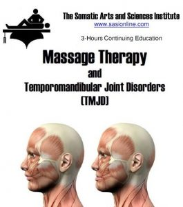 Massage for TMJD cover