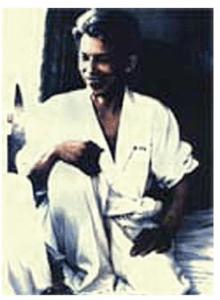 A photo of Shizuto Masunaga founder of Zen Shiatsu